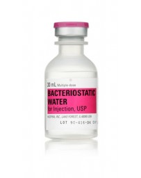 Bacteriostatic Water - 30ml