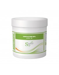 Vinpocetine 99% Powder - 5g, 10g.