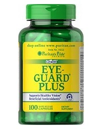 Eye Guard Plus - 100 Capsules