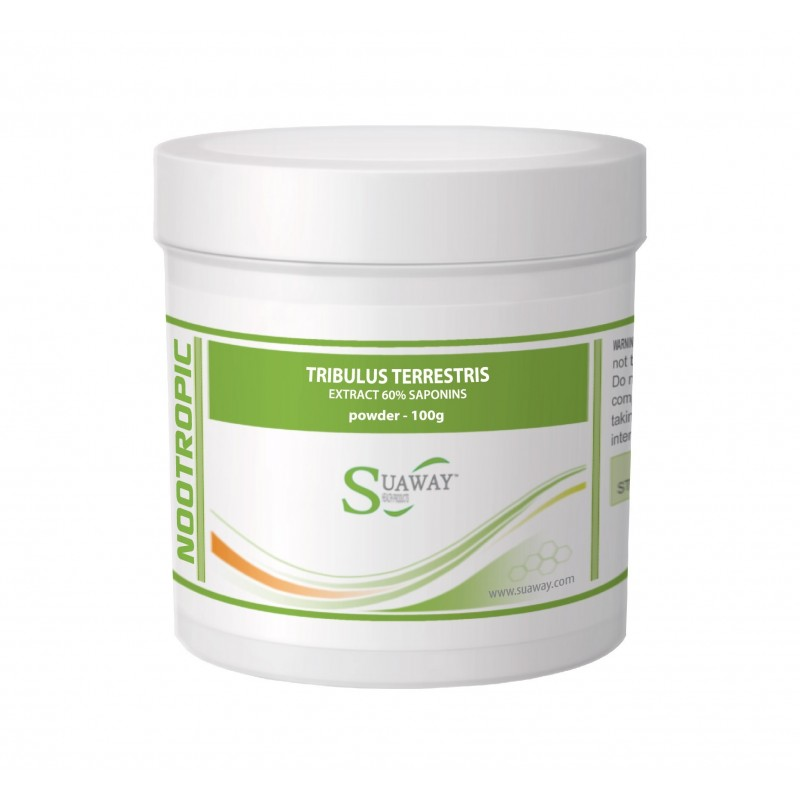 Tribulus Terrestris 60% - Powder - 100g, 250g