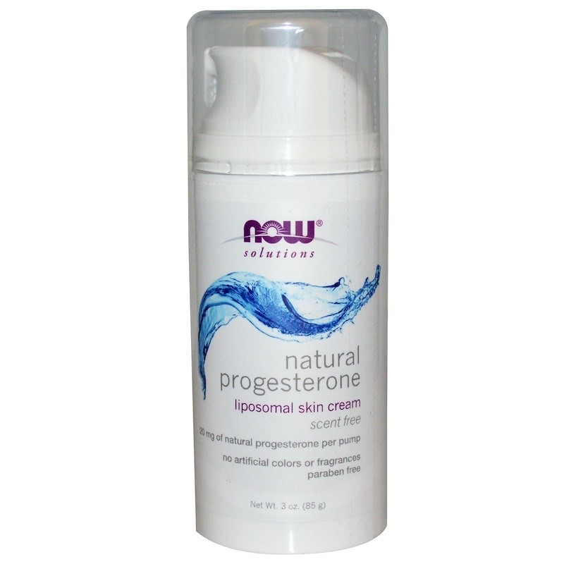 Natural Progesterone Liposomal Skin Cream 85gr