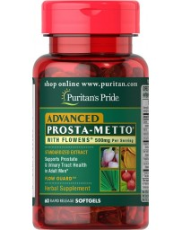 Prosta-Metto - 60 Softgels