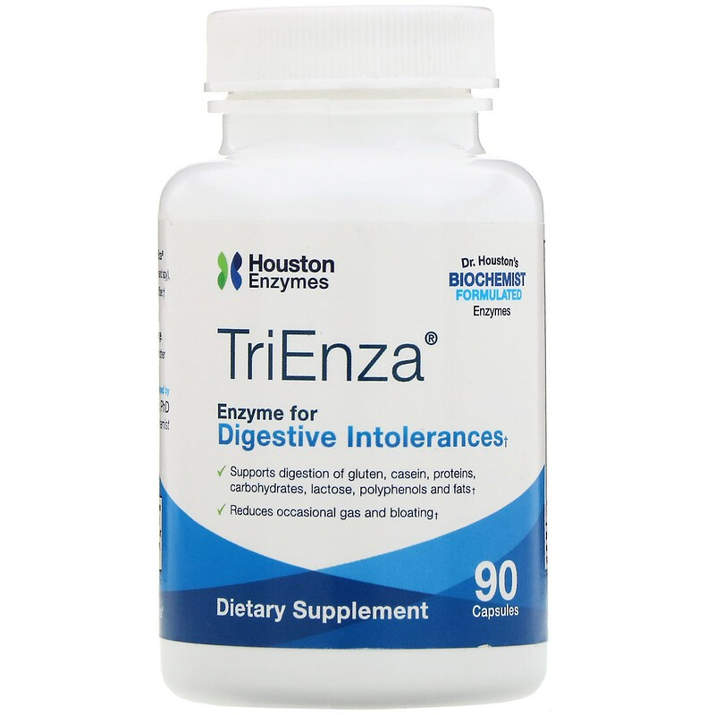 Enzymes, TriEnza - 90 Capsules