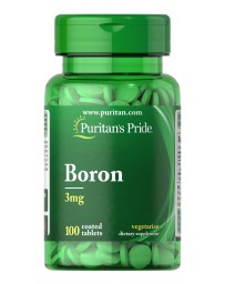 Boron 3 mg - 100 Tablets